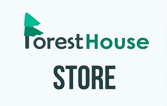 Forest House Store — это новое направление компании Forest House